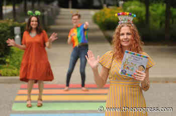 Chilliwack librarians bring colourful story time to young kids for pride week - Chilliwack Progress