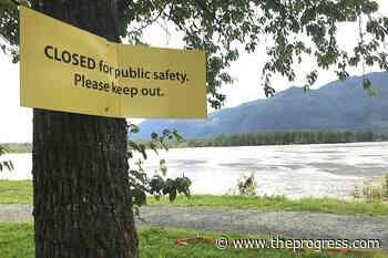 Fraser River may surge one more time next week – Chilliwack Progress - Chilliwack Progress
