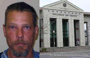 Chilliwack violent sex offender sentenced for breaching long-term supervision order - Chilliwack Progress