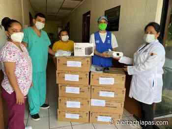 Hospitales de Tapachula, Mapastepec y Huixtla reciben ventiladores para tratar casos de Covid- 19 - Alerta Chiapas