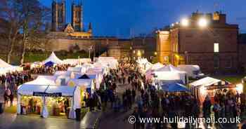 Lincoln Christmas Market cancelled for 2020 - Hull Daily Mail