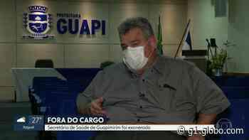 Secretário de Saúde de Guapimirim, RJ, é exonerado por suspeita de superfaturamento em contratos - G1