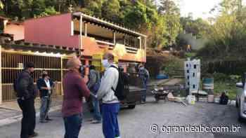 Ribeirão Pires inicia construção de quadra esportiva no Alvorada - O Grande ABC