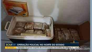 Vereador de Alvorada do Sul é preso em operação contra o tráfico de drogas, diz polícia - G1