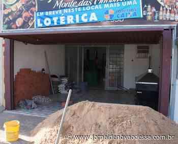 Imóvel que abrigará lotérica na região do Alvorada e Capuava começa a ser reformado - JNO