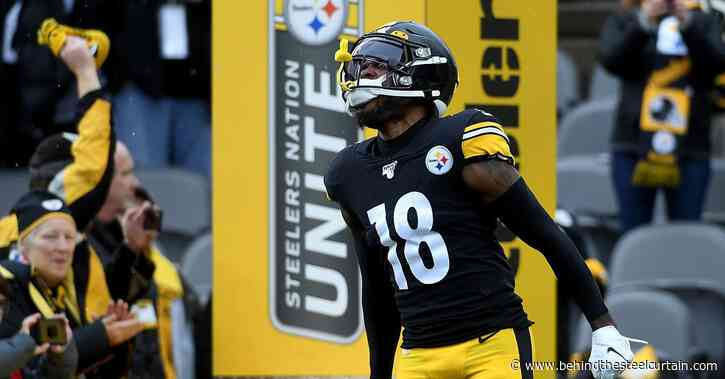 The 2020 Steelers from A to Z: Diontae Johnson