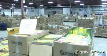 Coronavirus: United Way cancels annual Crayola Sale in City of Kawartha Lakes - Globalnews.ca