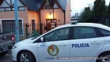 Cuatro detenidos en controles policiales - Ushuaia Noticias