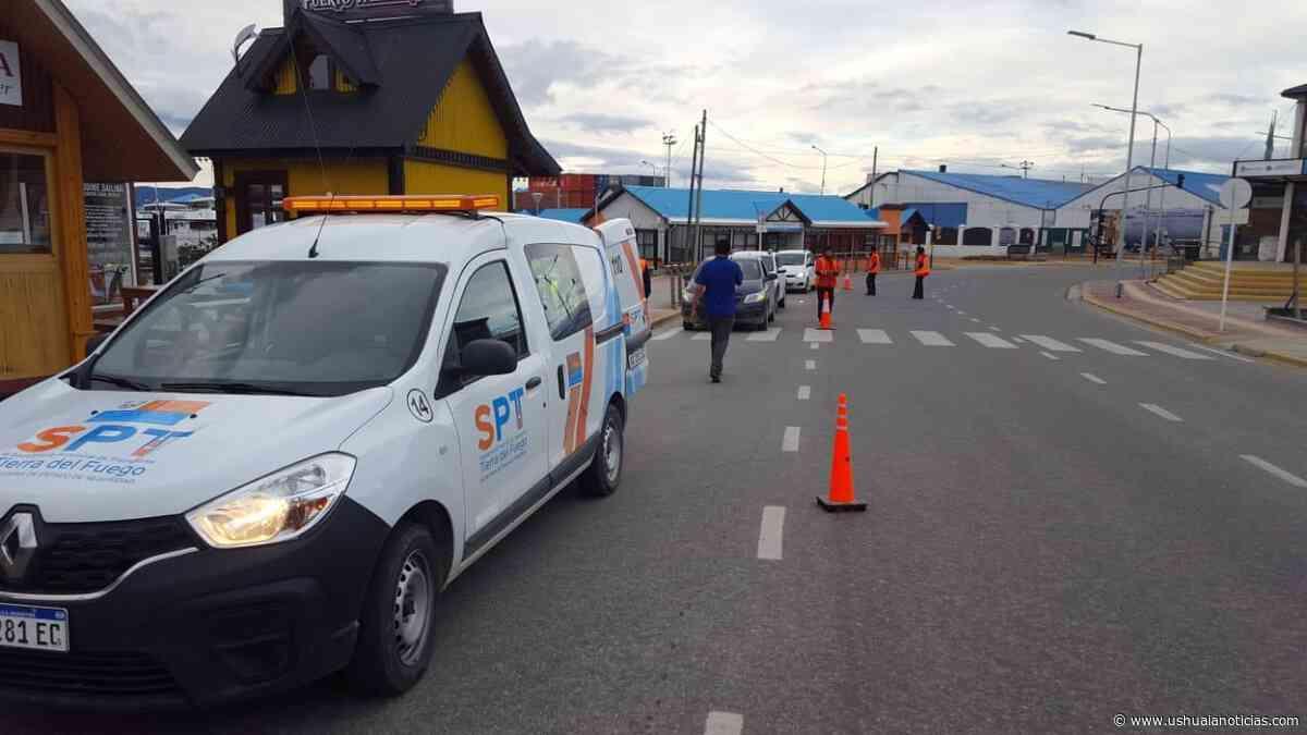 Tránsito: Habrá controles sorpresivos durante el fin de semana largo - Ushuaia Noticias