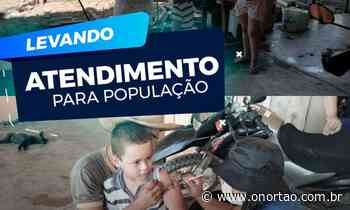 Prefeitura Candeias do Jamari retorna os atendimento aos pacientes da área de rural e urbana - O Nortão Jornal