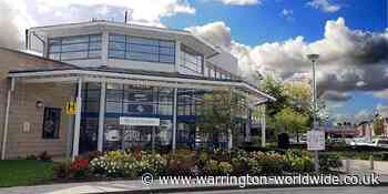 Warrington Hospital COVID-19 in-patient numbers down to four - Gary Skentelbery