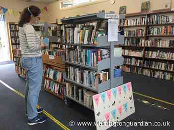 Library reopens with new book ordering service launching - Warrington Guardian