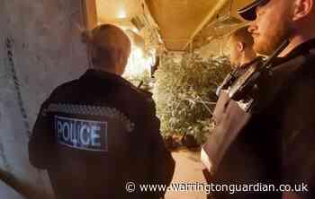 Cannabis farm discovered in industrial unit on Bridge Lane - Warrington Guardian