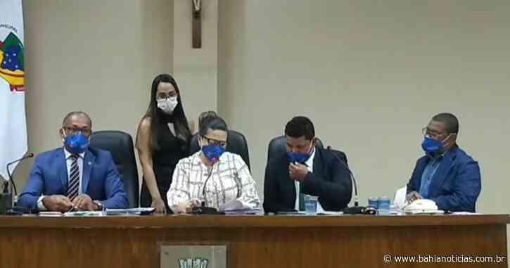 Candeias: Câmara acata denúncia e afasta prefeito; caso se refere a compra de respiradores - Bahia Notícias
