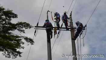 Algunos sectores del área rural de Aguazul se quedarán sin energía el día de mañana - Noticias de casanare - La Voz De Yopal