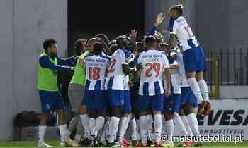 P. Ferreira-FC Porto, 0-1 (resultado final) - Maisfutebol
