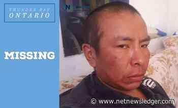 Thunder Bay July 9 2020 - Missing Indigenous Man - Net Newsledger