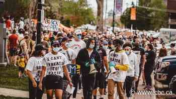Organizers of Black Lives Matter in Thunder Bay reflect on month of activity after first ever rally in June