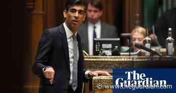 Rishi Sunak's 'plan for jobs' does not go far enough - The Guardian