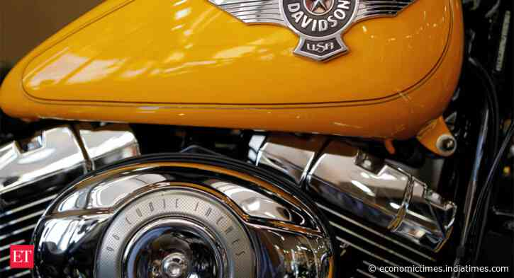 Harley-Davidson to cut hundreds of jobs as part of turnaround strategy - Economic Times