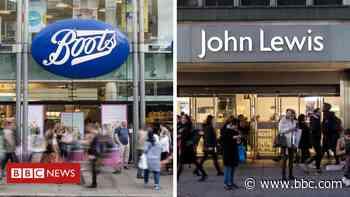 Coronavirus: John Lewis and Boots to cut 5,300 jobs - BBC News