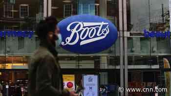 Walgreens to cut 4,000 jobs at its UK Boots division - CNN