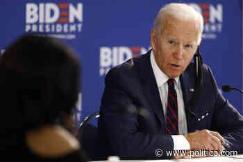 Biden vows to create 5M manufacturing jobs, 'Buy American' - Politico