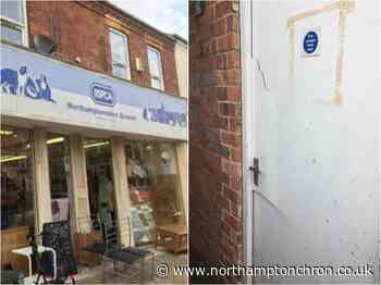 RSPCA charity shop on busy road in Northampton broken into two days after reopening - Northampton Chronicle and Echo