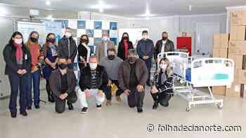 Rotary Clubs doam equipamentos para o combate ao coronavírus - Folha De Cianorte