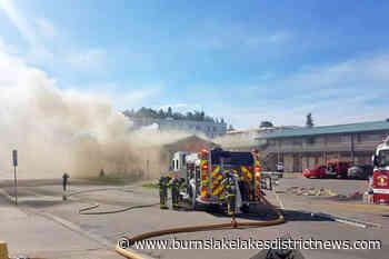 3 people dead in Prince George motel fire – Burns Lake Lakes District News - Burns Lake District News