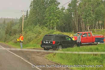 Vancouver man hit by a semi-tractor trailer near Burns Lake – Burns Lake Lakes District News - Burns Lake District News