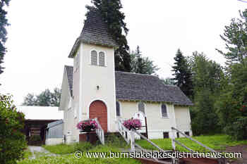 Would St. John's Heritage Church in Burns Lake ever be reopened? - Burns Lake District News