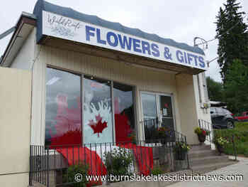 The Burns Lake Chamber of Commerce's contest gets shops in the Canada Day spirit - Burns Lake District News