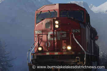 Collision results in train derailment just east of Golden – Burns Lake Lakes District News - Burns Lake District News