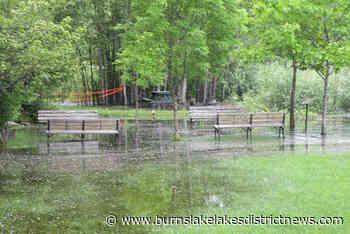 B.C.'s major rivers surge, sparking flood warnings - Burns Lake District News
