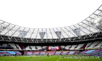 Police were called to terror threat at the London Stadium ahead of West Ham's defeat to Burnley