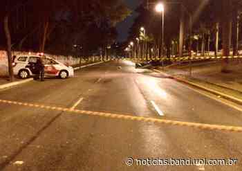 Avenida Braz Leme segue totalmente bloqueada após queda de avião - Portal da Band