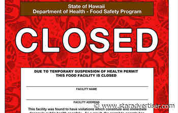 Hawaii health department to shut down restaurants and bars flouting coronavirus precautions