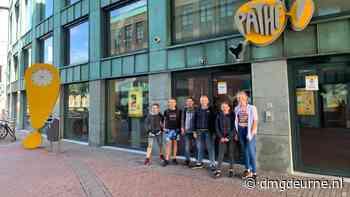 Groep 8 Willibrordus Deurne beleeft première van eigen film in bioscoop - DMG Deurne