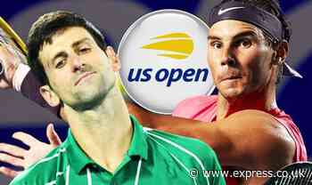 Novak Djokovic joins Rafael Nadal in casting doubt over US Open appearance - Express