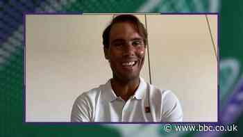 Rafael Nadal talks cooking & 20th Grand Slam prospects with Sue Barker - BBC Sport