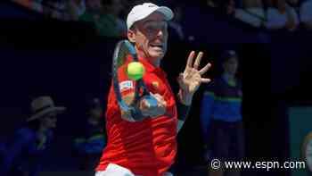 Top Spanish players in new series, but no Rafael Nadal - ESPN