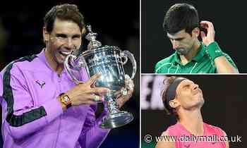 Rafael Nadal all but rules himself out of the US Open by signing up for Madrid event - Daily Mail