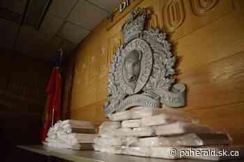 Craik RCMP seize 50 kg of cocaine - Prince Albert Daily Herald