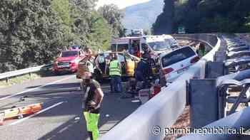 Schianto sull'A 15 Parma-La Spezia: morti due giovani tedeschi - La Repubblica