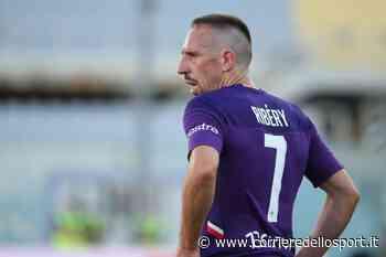 """Ribery: """"Resto a Firenze"""". Parma furioso VIDEO - Corriere dello Sport.it"""