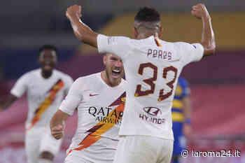 Instagram, Bruno Peres celebra la vittoria con il Parma (FOTO) - LAROMA24