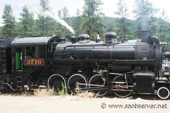 Summerland steam train to begin operations – Salmon Arm Observer - Salmon Arm Observer