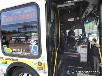 Masks now mandatory as Transit Windsor ramps up service