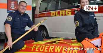 Der Feuerwehr Kaltenkirchen ist Rettung auf dem Wasser offiziell erlaubt - Kieler Nachrichten
